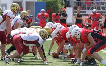 Telfs Patriots vs. Vienna Warlords