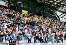 Tivoli Stadion Raiders