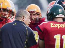 American Football Nationalteam Spanien