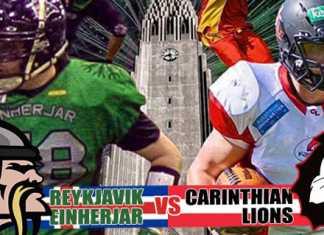 Reykjavik Einherjar vs. Carinthian Lions