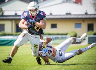 Amstetten Thunder vs.- Vienna Vikings2