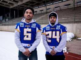 Tony Godbolt und Breeon Moreno