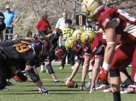 Telfs Patriots vs. Domzale Tigers