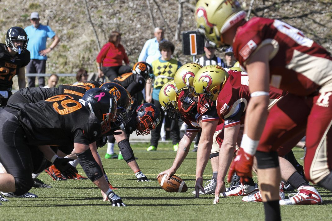Telfs Patriots vs. Domzale Tigers
