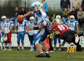 Asperhofen Blue Hawks vs, Weinviertel Spartans