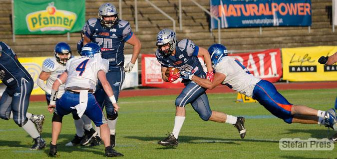 Steelsharks Traun vs. Ljubljana Silverhawks