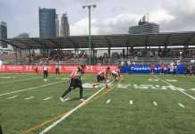 Flagfootball WM