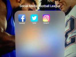 Social Media Football League