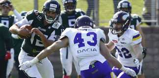 Danube Dragons vs Vienna Vikings