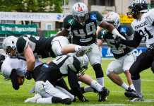 Swarco Raiders vs. Prague Black Panthers