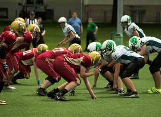 Telfs Patriots vs. Salzburg Ducks Nachwuchs