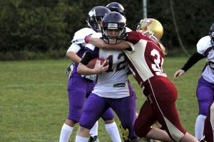 Telfs Patriots vs. Vienna Vikings Ladies