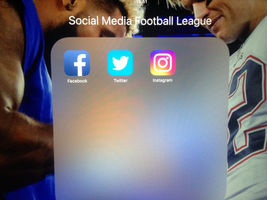 Social Media Football League
