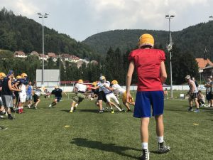 Graz Giants Sommercamp