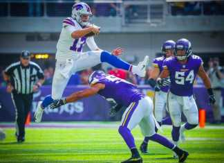 Bills vs. Vikings NFL