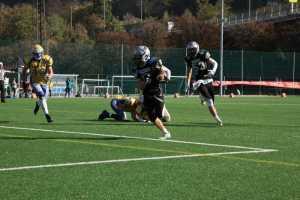 Graz Giants vs. Raiders Tirol Nachwuchs