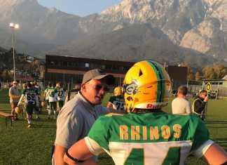 Upper Styrian Rhinos U18