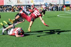 Telfs Patriots vs. Schwaz Hammers