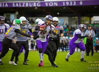 Salzburg Ducks First Ladies