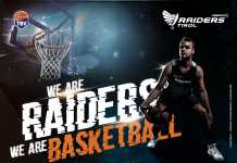 Raiders Basketball