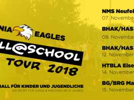 Pannonia Eagles Football@School