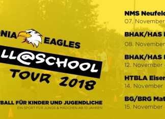 Pannonia Eagles Football@School