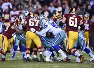 Washington Redskins vs. Dallas Cowboys