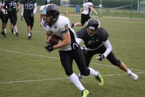 Danube Dragons vs. Mödling Rangers U18