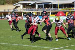 Telfs Patriots vs. Schwaz Hammers Ladies
