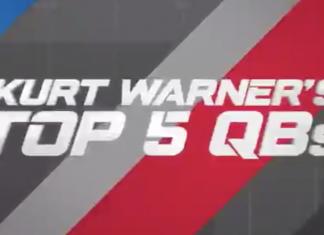 Kurt Warners's Top 5 Quarterbacks