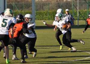 Salzburg Ducks vs. Junior Tigers U15