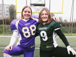 Selina Loibner und Katharina Tschrepitsch