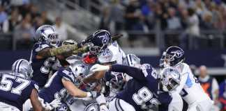 Dallas Cowboys vs. Tennessee Titans