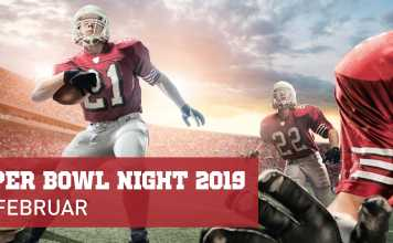 Super Bowl Night Arcotel Wimberg