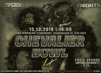Vienna Knights Chevalier Bowl