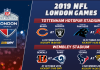 NFL London Games 2019