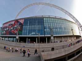 Wembley Stadion London