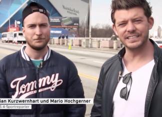 Julian Kurzwernhart und Mario Hochergerner
