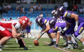 Vienna Vikings vs. Helsinki Wolverines