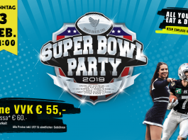 Super Bowl Party Swarco Raiders