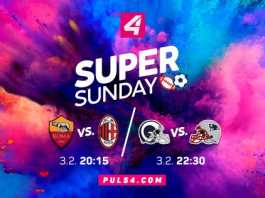 Super Sunday Puls 4