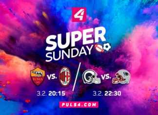 Super Sunday Puls 4