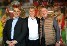 Gregor Murth, Randy Ambrosie, Michael Eschlböck