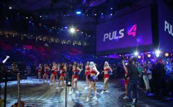 Puls 4 Super Bowl Party