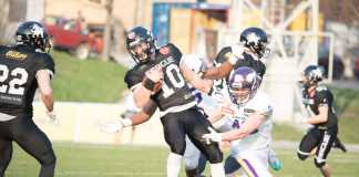 Vienna Vikings vs. Prague Black Panthers