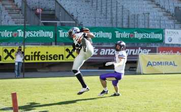 Swarco Raiders vs. Vienna Vikings