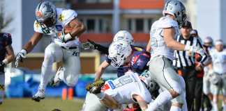 Amstetten Thunder vs. Raiders Tirol