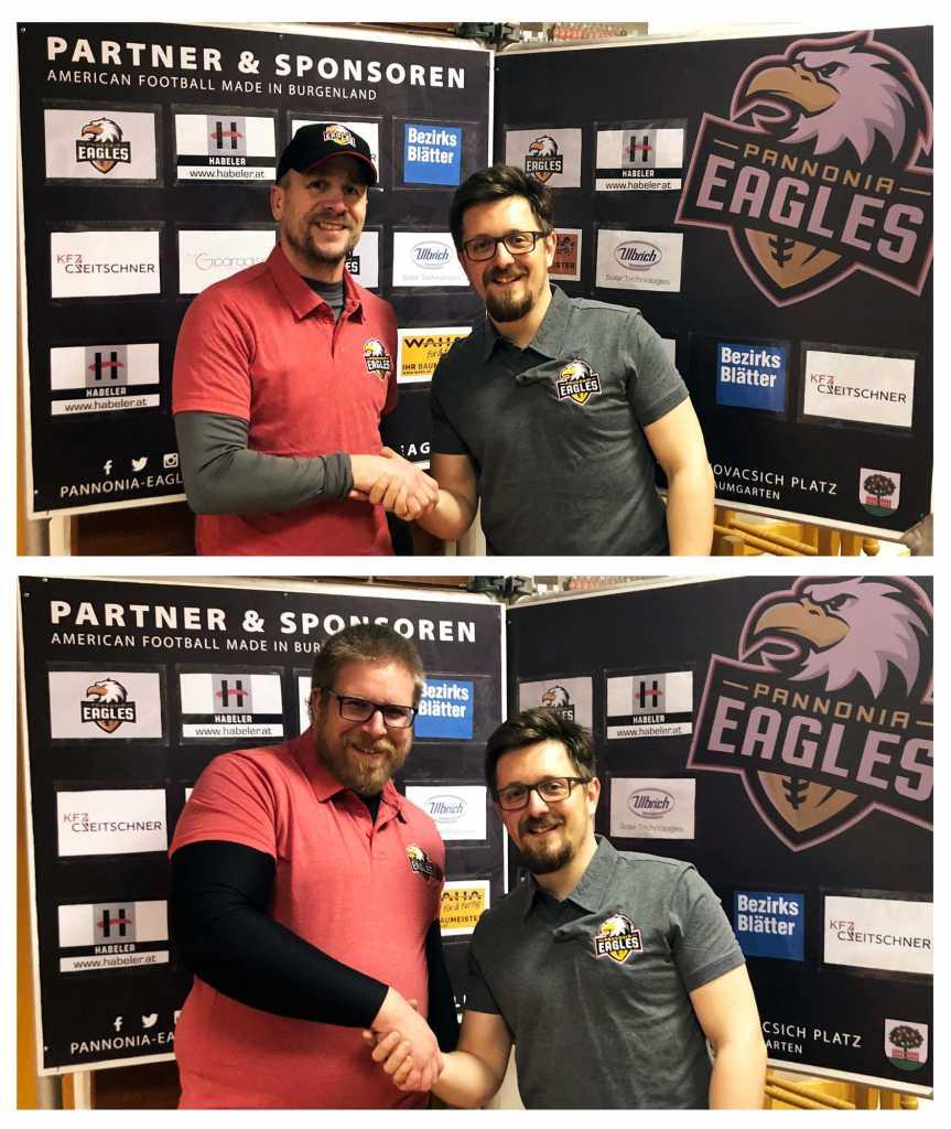 Pannonia Eagles Coaches