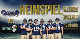 Gmunden Rams Saisonauftakt 2019