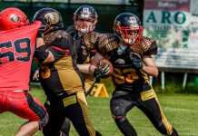 Pannonia Eagles vs. Vienna Warlords